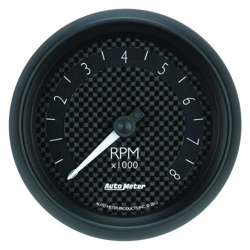 small resolution of auto meter gt series 3 3 8 in dash tachometer