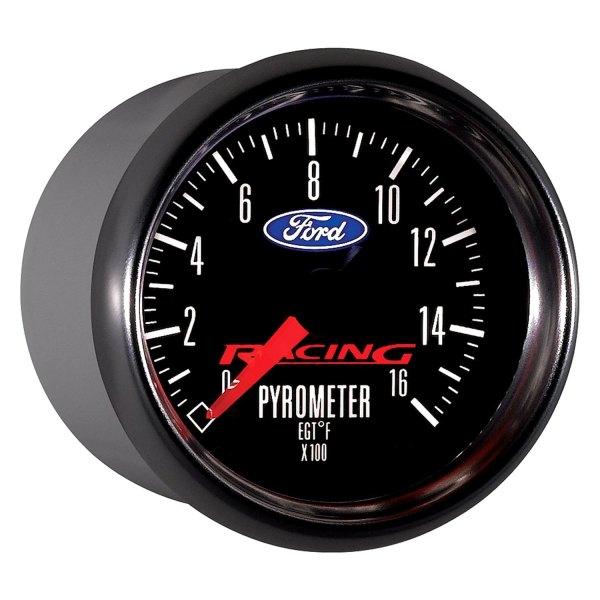 Auto Meter 880078 - Ford Racing Pyrometer In-dash Gauge