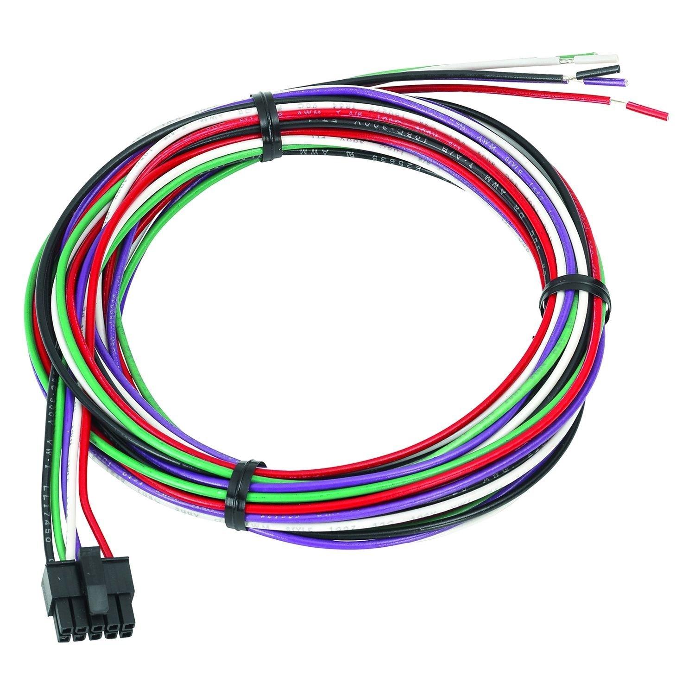 auto meter gauge tach wiring diagram socket p19373 speedometer harness