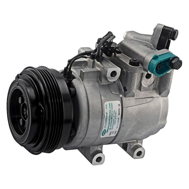 2001 Kia Sephia Ac Compressor