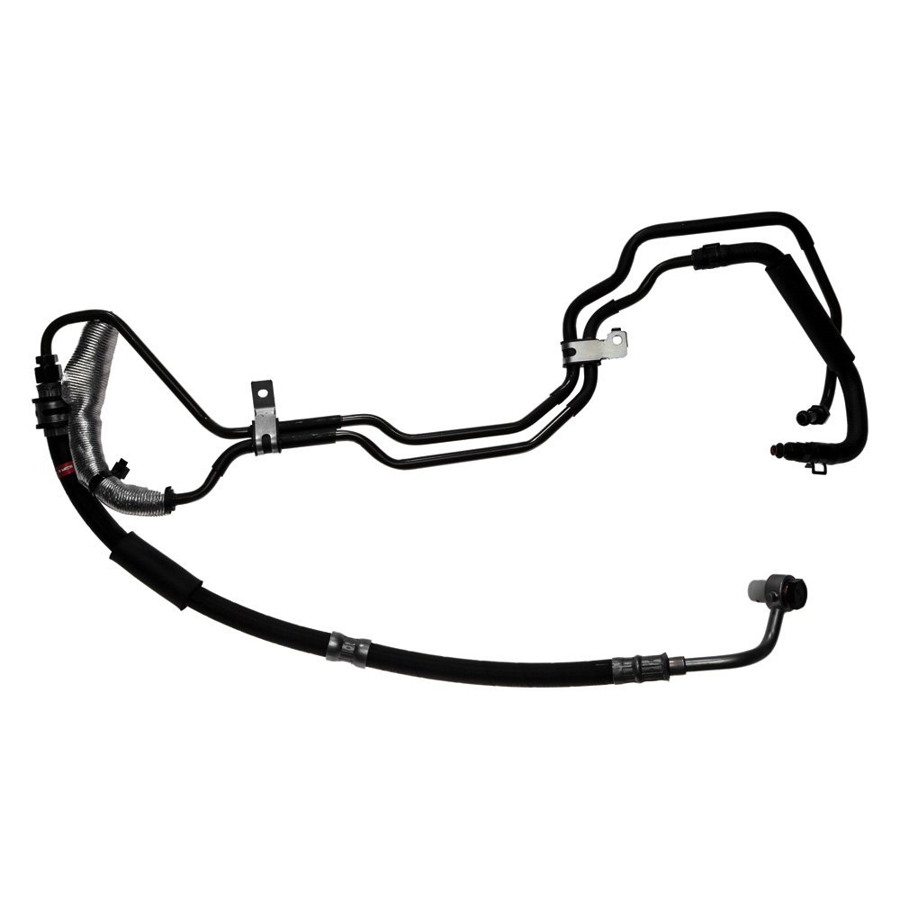 2001 Hyundai Santa Fe Power Steering Hose Diagram
