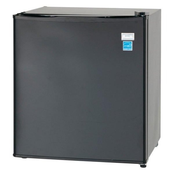 Avanti Ar17t1b - 1.7 Cu. Ft. Black Refrigerator