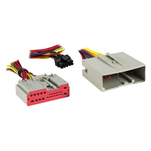 small resolution of axxess backup camera rgb interface harness