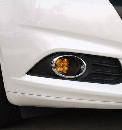 installed baja designs fog light location squadron r pro round led light kit  [ 3000 x 2000 Pixel ]