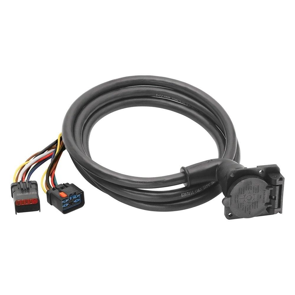 medium resolution of for dodge ram 2500 09 9 90 degrees 5th wheel gooseneck wiring harness