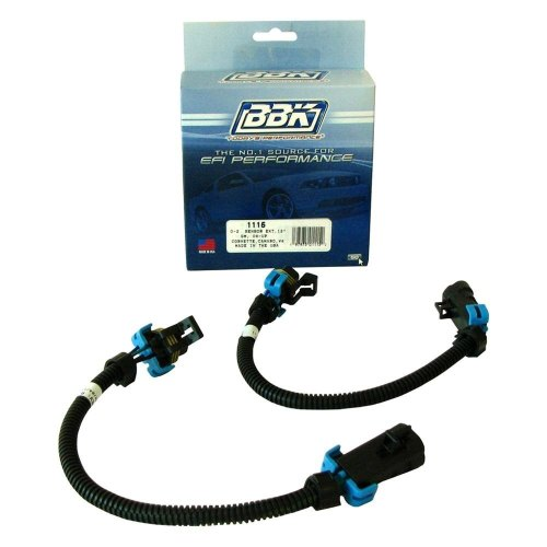 small resolution of bbk oxygen sensor wire harness extension kit