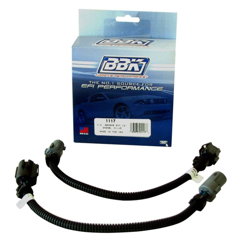 medium resolution of bbk oxygen sensor wire harness extension kit
