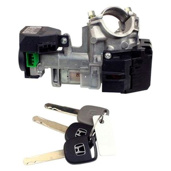 This Is The Ignition Switch Assembly With Lock Cylinder That Mounts