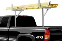 "Better Built 29710002 - Truck Bed ""Y"" Ladder Rack"