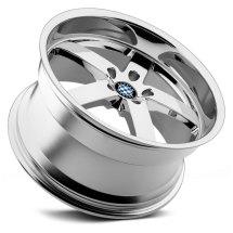 Beyern Rapp Wheels - Chrome Rims