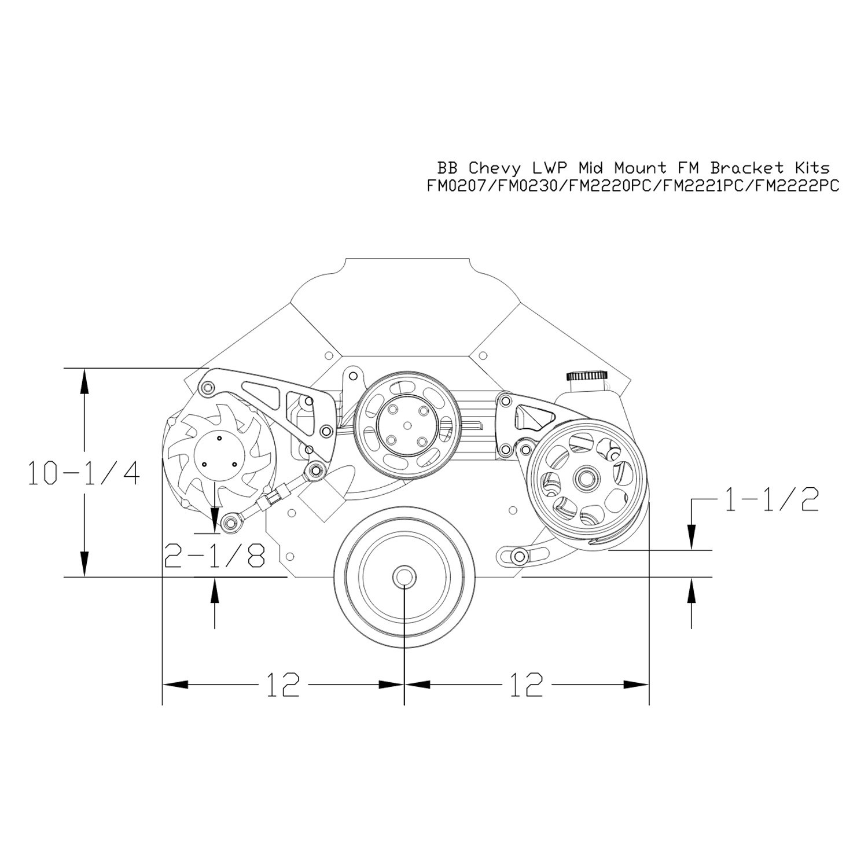 hight resolution of wiring motorola diagram alternator 9db2lj2b58 wiring library 4 wire alternator wiring diagram alternator braket billet specialties