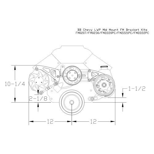 small resolution of wiring motorola diagram alternator 9db2lj2b58 wiring library 4 wire alternator wiring diagram alternator braket billet specialties