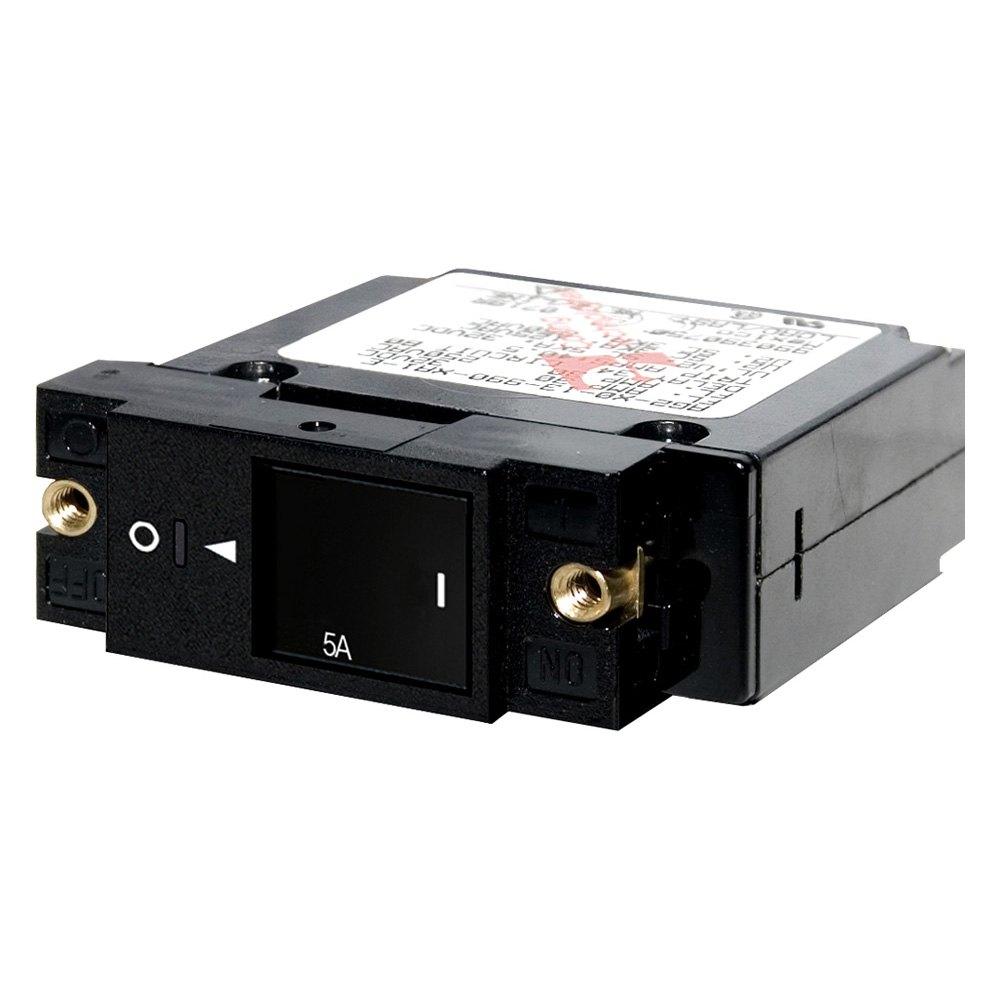 Circuit Breaker Sc1 Slot Rocker 5a