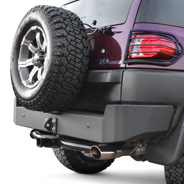 Body Armor - Toyota Tacoma 2005-2014 Full Width Black