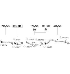 mazda b2200 exhaust diagram wiring diagram img mazda b2200 exhaust diagram bosal mazda b series [ 1500 x 1000 Pixel ]