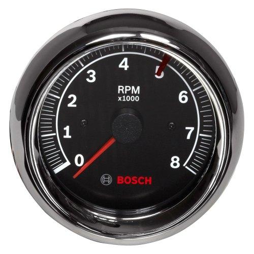small resolution of bosch sport ii 3 3 8 tachometer black 8000