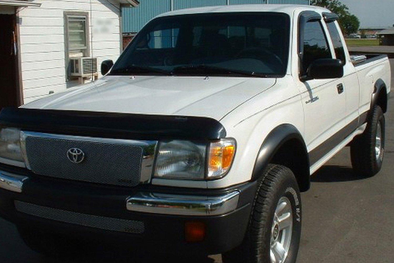 2004 Toyota Tacoma Fender Flares