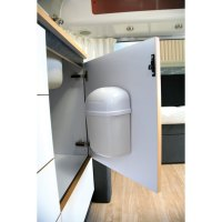 Camco 43961 - Wall-Mount Trash Can