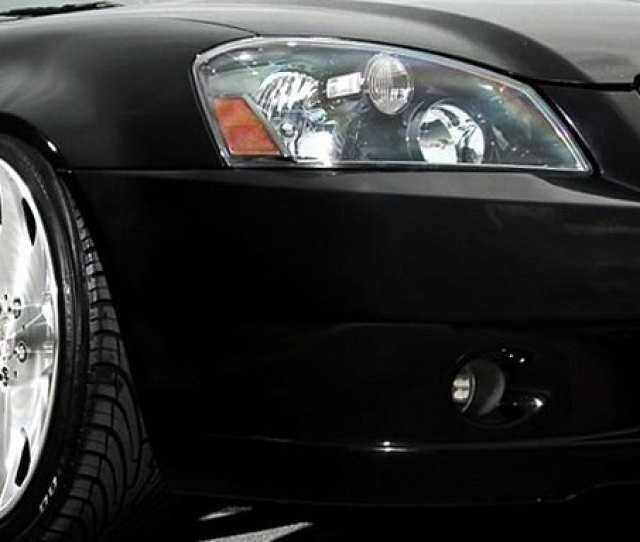 2004 Nissan Altima Accessories Parts