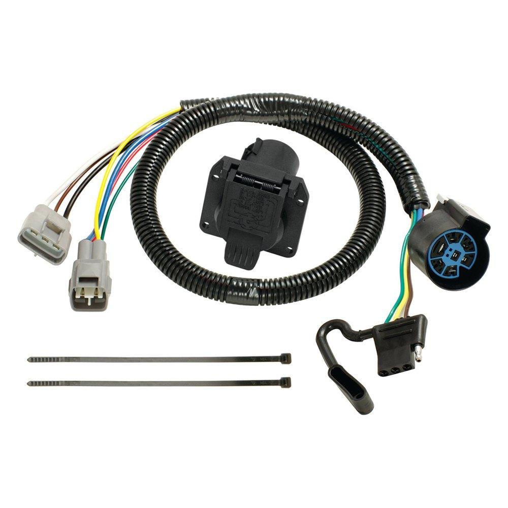 medium resolution of trailer hitch wiring accessories 7 pole trailer wiring 2006 toyota highlander trailer wiring diagram 2008 toyota