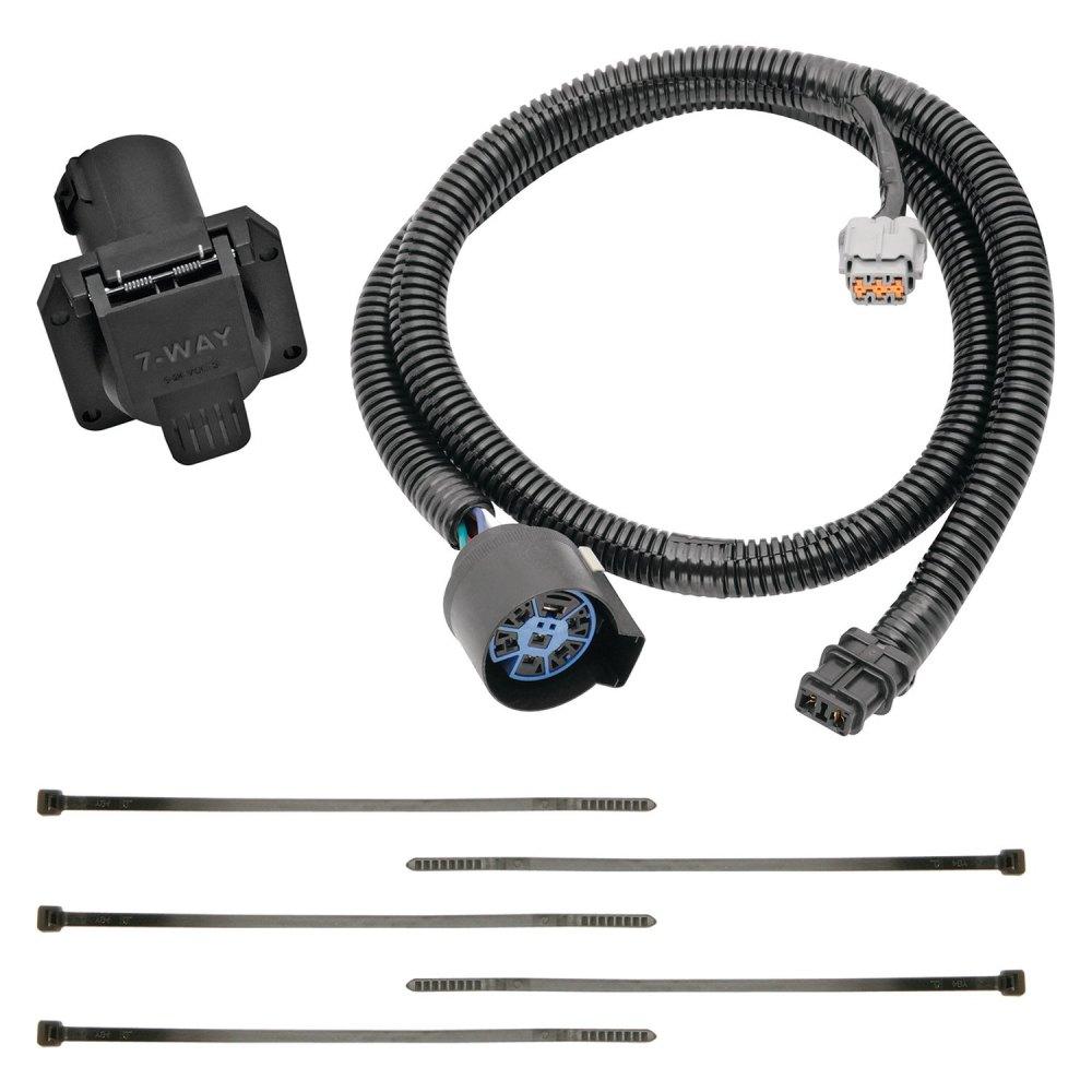 medium resolution of tekonsha u00ae nissan frontier 2016 towing wiring harness 2000 nissan frontier wiring diagram 2004 nissan