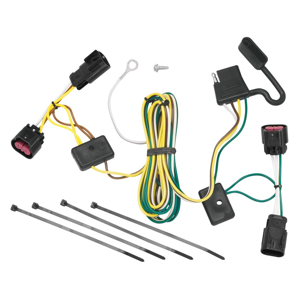hight resolution of tekonsha u00ae buick enclave 2008 2012 towing wiring harness 2010 buick enclave trailer wiring harness chevy colorado trailer wiring harness