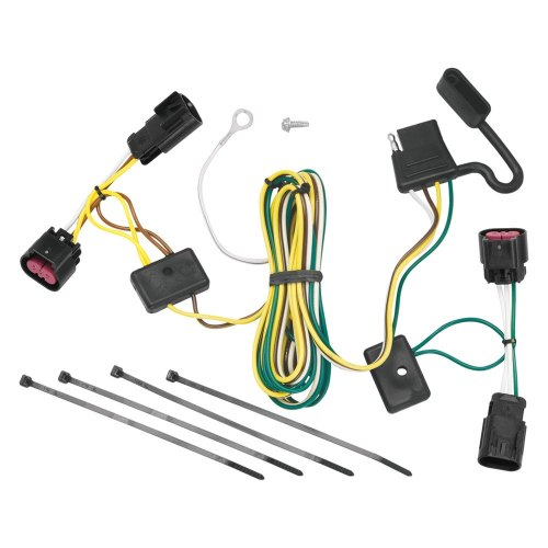 small resolution of tekonsha u00ae buick enclave 2008 2012 towing wiring harness 2010 buick enclave trailer wiring harness chevy colorado trailer wiring harness