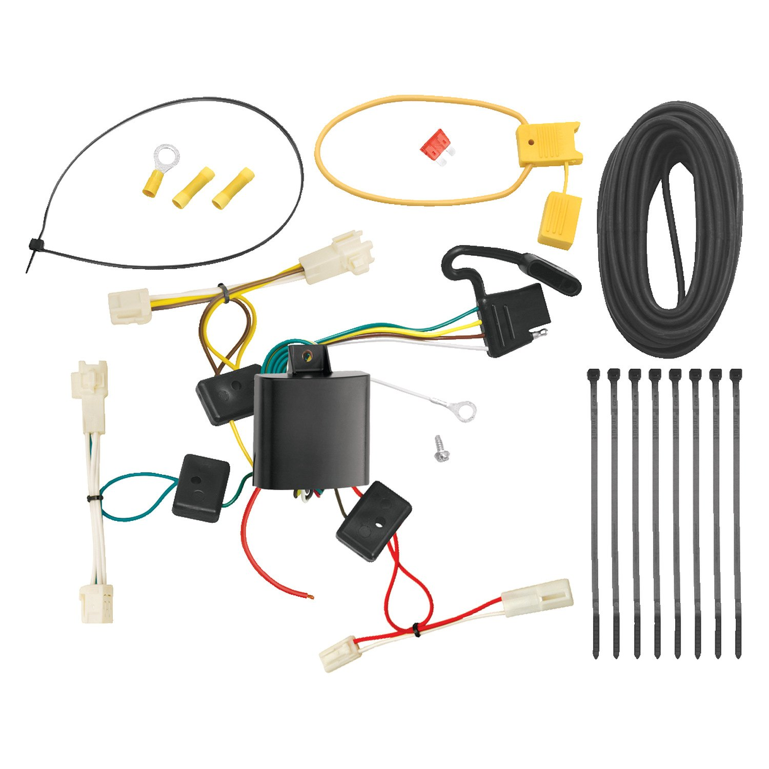 hight resolution of draw tite 118478 towing wiring harness ebay draw tite com draw tite wiring harness for