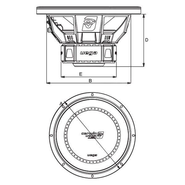 Cerwin Vega Subwoofer 4 Ohm Wiring Diagram 4 Ohm DVC