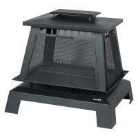 Char-Broil 03505785 - Trentino Deluxe Outdoor Fireplace ...