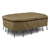 Classic Accessories - Hickory Table Set Cover