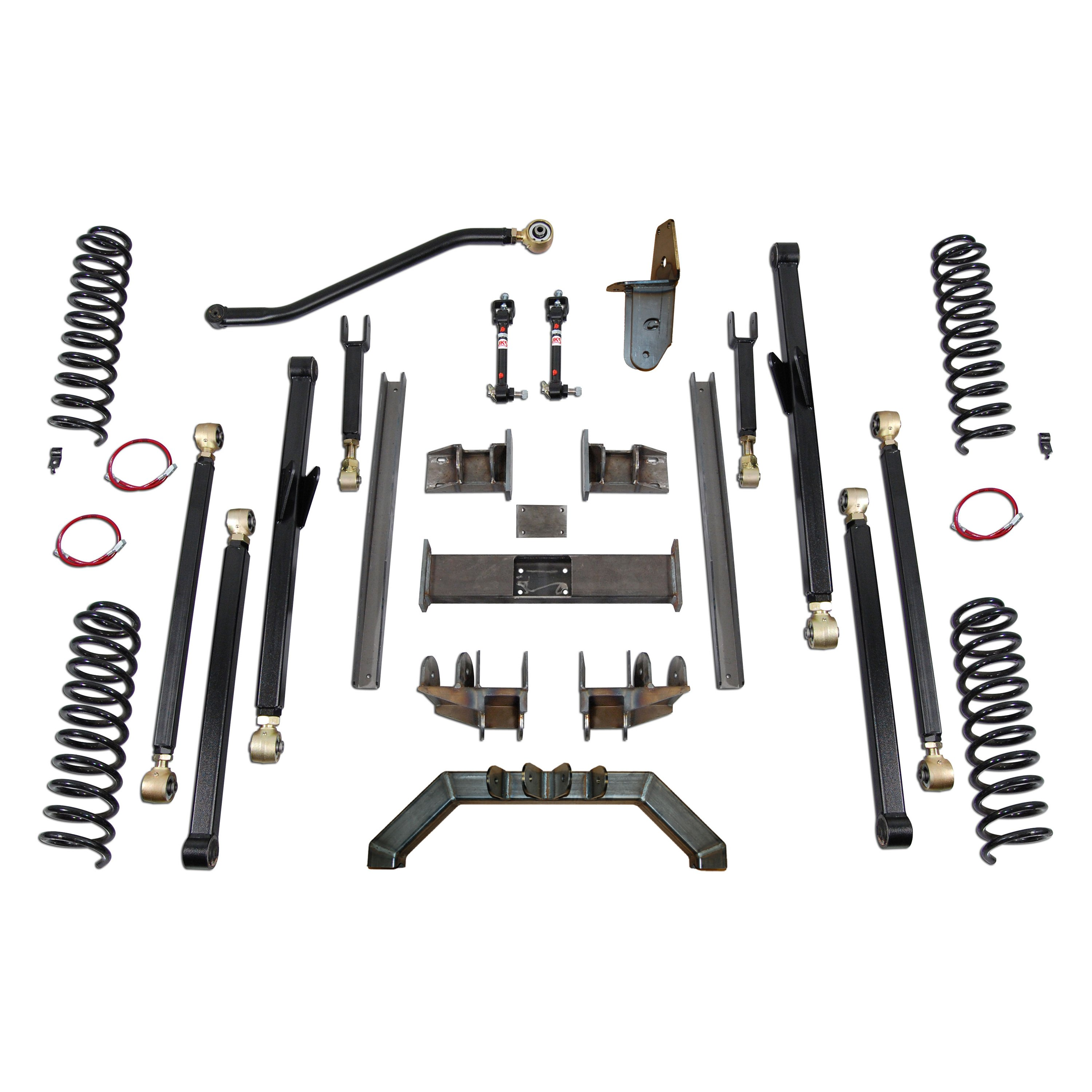 For Jeep Grand Cherokee 96-98 Long-Travel Suspension Lift