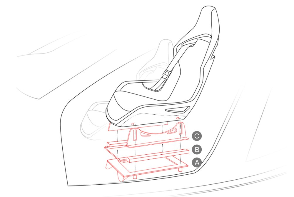Cobra Seats Side-Mounted Seats Installation Instructions