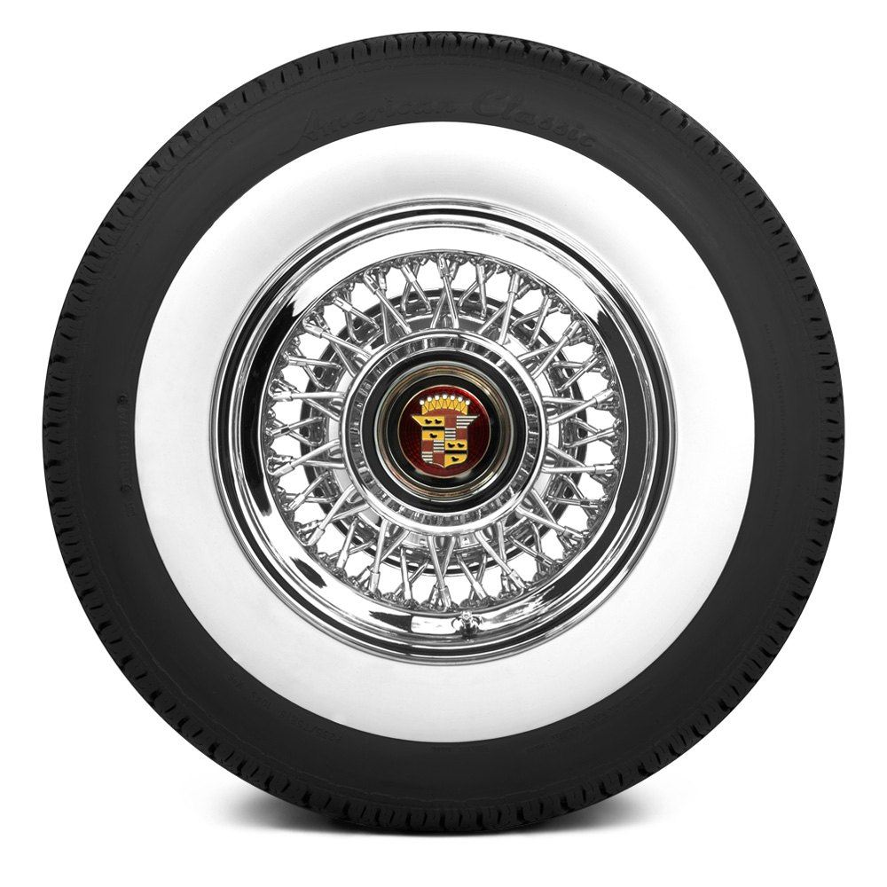 COKER AMERICAN CLASSIC 2 14 INCH WHITEWALL Tires