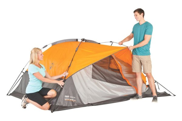 Coleman 6 Person Instant Dome Tent