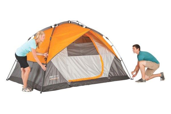 5 Person Coleman Instant Tent