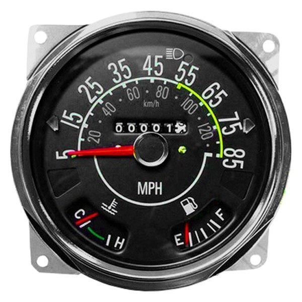 Crown  Jeep CJ7 1984 Speedometer Assembly