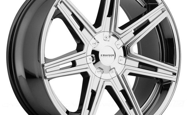 Cruiser Alloy 918v Paradigm Wheels Bright Pvd Rims
