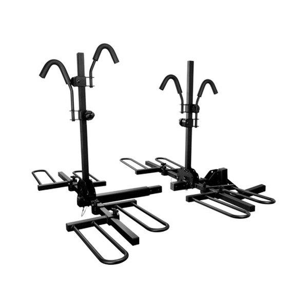 CURT 18086 Tray-Style Hitch Mount Bike Rack 4 Bike Fits 2