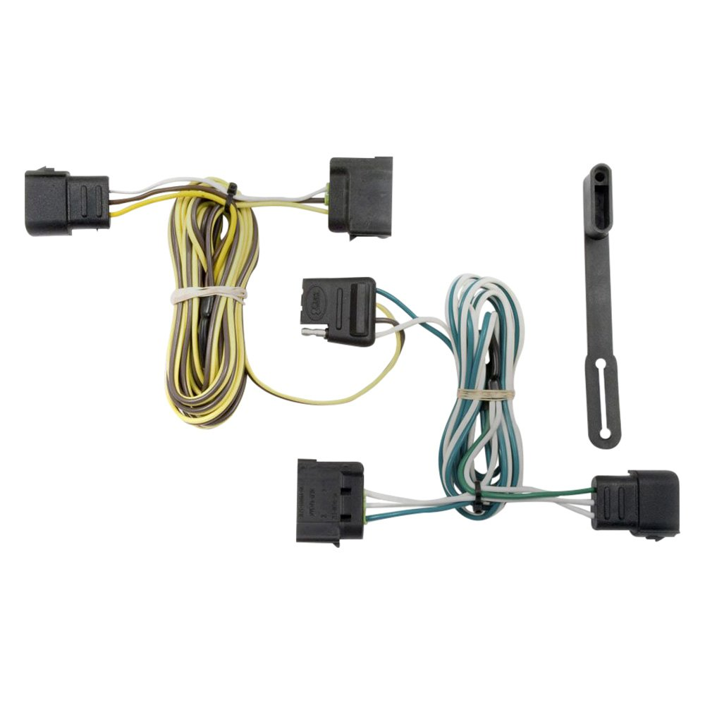 Curt T Connector Wiring Harness55515