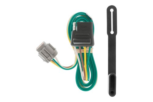 small resolution of curt u00ae 55441 nissan frontier 2005 2015 2 wire t connector 2004 nissan frontier trailer wiring harness 2004 nissan frontier trailer wiring harness