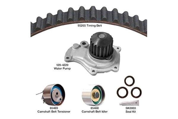 Part 17 Chrysler Pt Cruiser Timing Belt And Water Pump