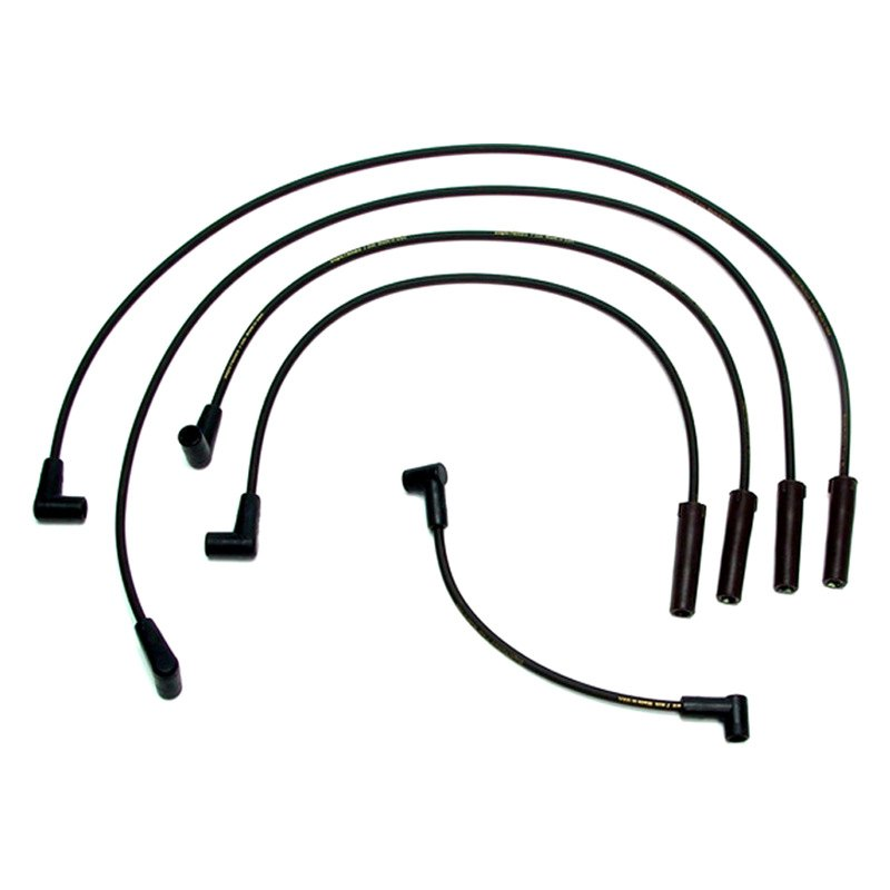 For Chevy S10 1988-1991 Delphi XS10250 Spark Plug Wire Set