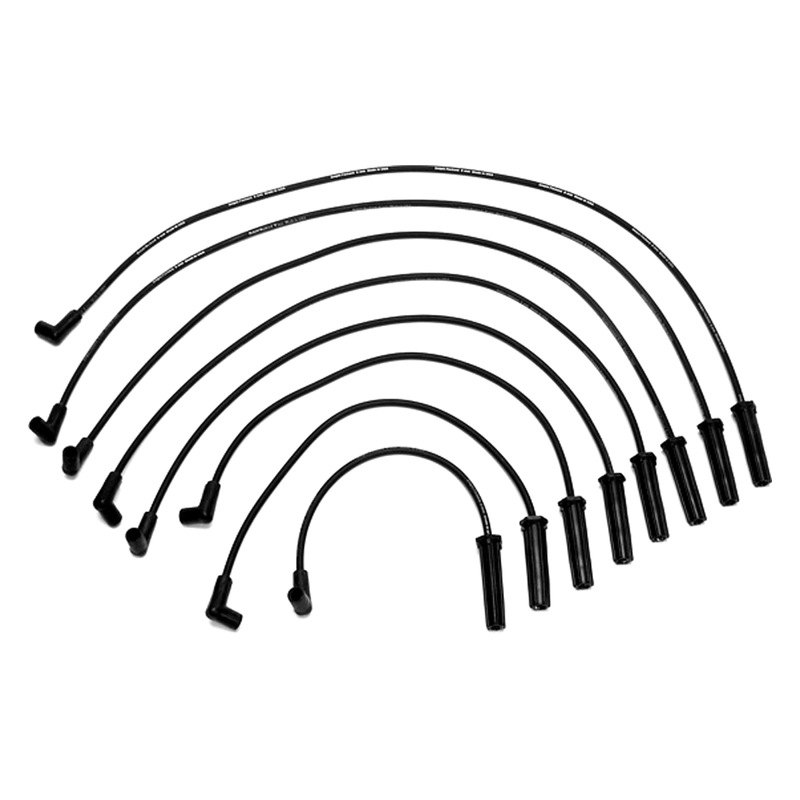 For Cadillac Allante 1987-1988 Delphi Spark Plug Wire Set