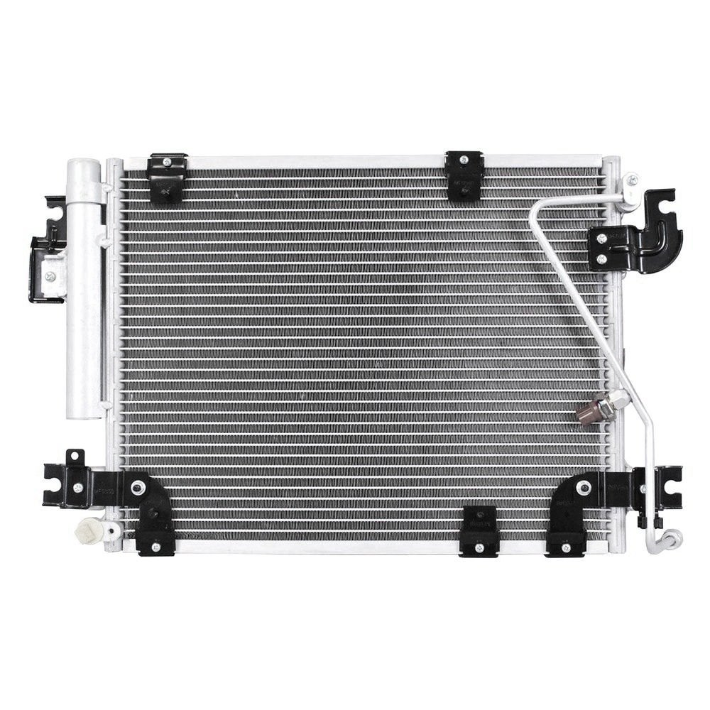medium resolution of ac condensor in car