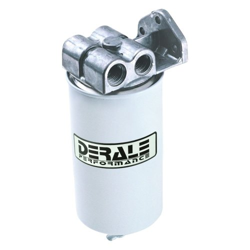 small resolution of  performance single mount 1 2 npt ports up fuel filter water separator kit