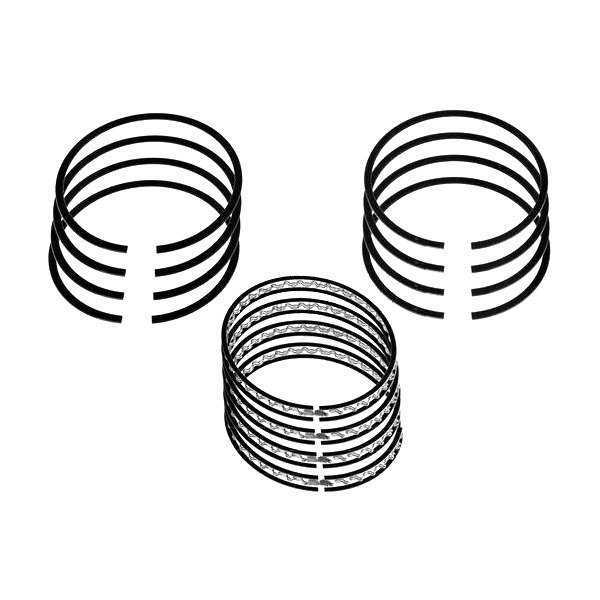 For Kia Rio 2003-2005 DNJ Engine Components Piston Ring