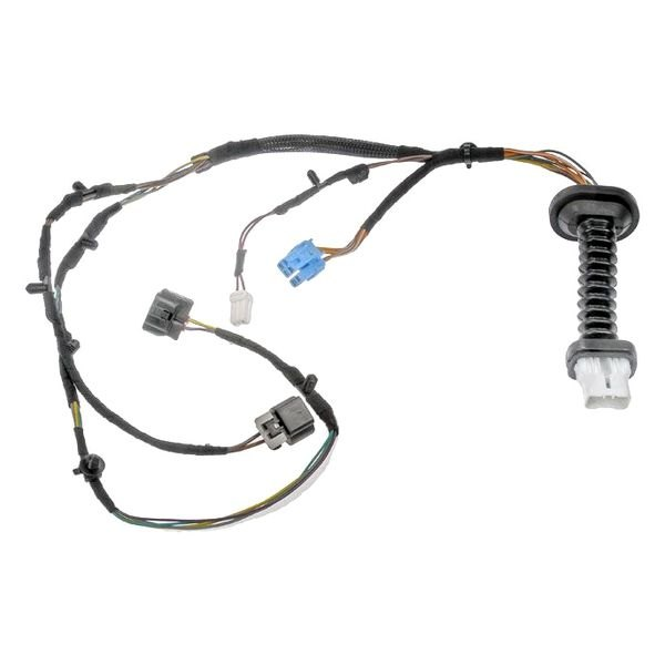 dodge ram stereo wiring harness