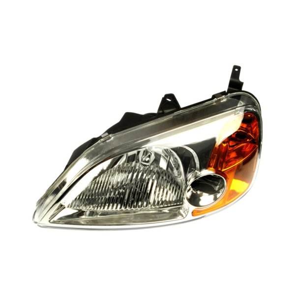 2001 honda civic headlight bulb