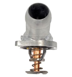 dorman engine coolant thermostat housing assembly [ 1000 x 1000 Pixel ]